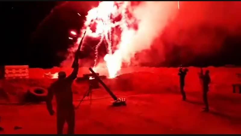 Новогодний салют Сварог60.рф | Anti Terror Forces | ATF