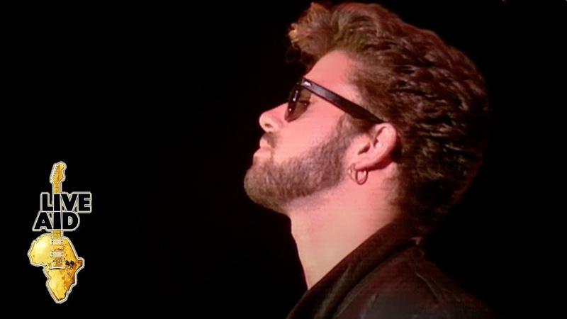 Elton John / George Michael - Don't Let The Sun Go Down On Me (Live Aid 1985)