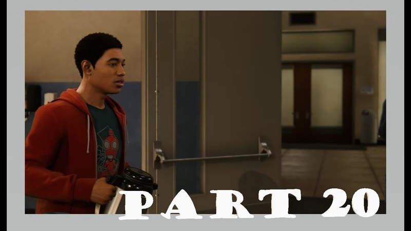 Marvel's Spider-Man Official Only PS4 Walkthrough Part 20 1080p