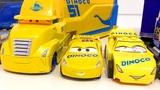 Мультики про Машинки Игрушки Тачки Дисней Грузовики Мультфильмы для Детей