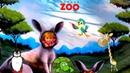 Анжелина в Зоопарке. VLOG. Angelina's adventure in Zoo животные и дети
