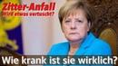 Merkel Zittern Zu viele Fragen sind noch offen Was wird vertuscht