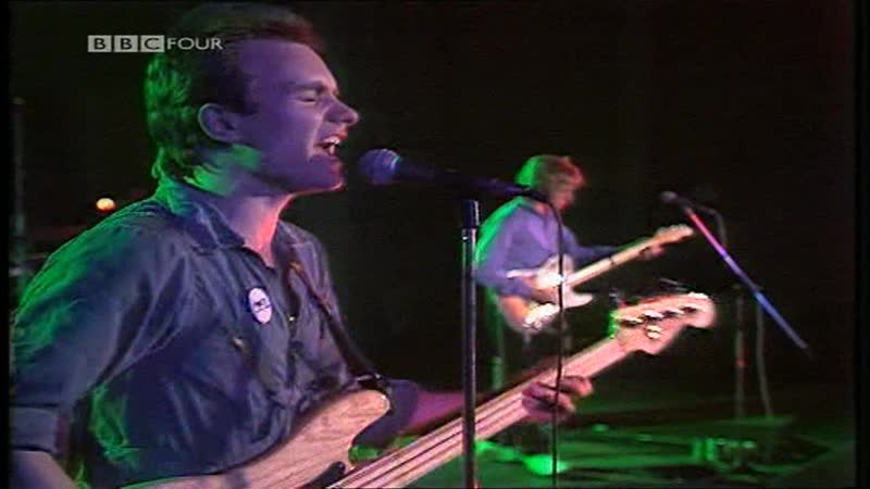 The Police - Can't Stand Losing You '1 (Live in Polytechnic, Hatfield '79)