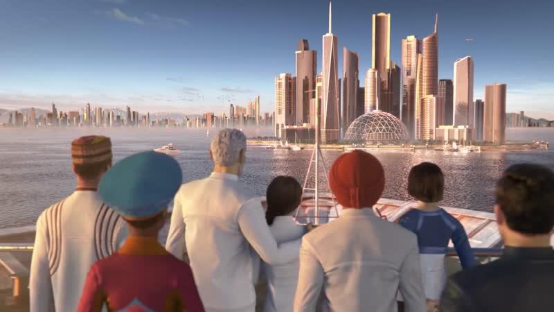 Анонсовый трейлер второго дополнения Gathering Storm для Mac и Linux игры Sid Meier's Civilization VI!