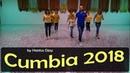 CUMBIA 2018 coreo Hantos Djay - Balli di Gruppo 2018