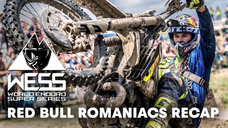 Full Highlights of Red Bull Romaniacs 2018 Enduro 2018