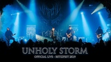 VIRGIL +UNHOLY STORM+ OFFICIAL LIVE BETIZFEST 2K19 MODERN BLACK DEATH METAL