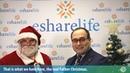Father Christmas visits Esharelife