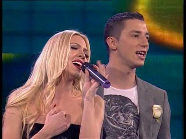 Slobodan Djurkovic i Milica Todorovic - Ja imam nekog, a ti si sam - ZG - 12.01.2013. EM 18.
