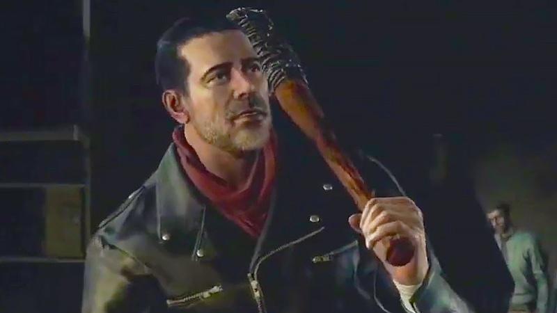 TEKKEN 7 - NEGAN The Walking Dead Official Gameplay Trailer (Armor King Marduk)