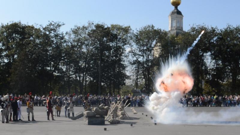 Вяземское сражение 5ч.