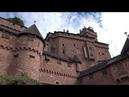 Le Château du Haut Koenigsbourg HD Bas-Rhin Alsace France