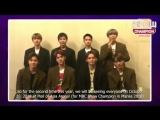[VIDEO] 180918 EXO @ All Access Production Facebook Update | ENG SUB