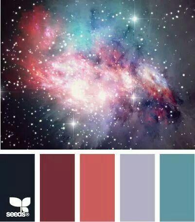 #Колористика #Сочетаниецветов