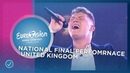 Michael Rice Bigger Than Us United Kingdom 🇬🇧 Official Video Eurovision 2019