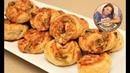 Как приготовить пиццу-Мини-Улитку, мини-пицца в духовке. Супер быстро и вкусно