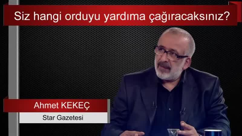 Akşenerin YSK-28 şubat benzetmesine sert tepki... Ahmet KEKEÇ yazdı