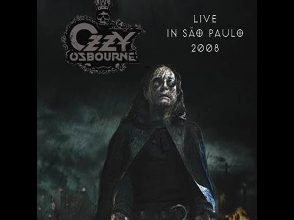 Ozzy Osbourne live In Brasil 05/04/2008 - Show incompleto HNS