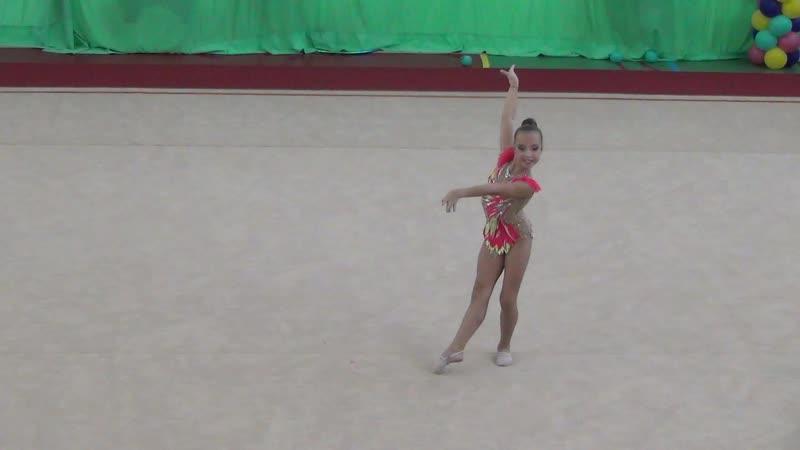 Кунгурова Яна 2006 г.р. ДЮСШ ВИР г. Екатеринбург - Б/П