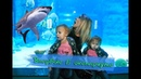 VLOG Двойняшки впервые в океанариуме. Полет на воздушном ШАРЕ! 200 тысяч на канале!!