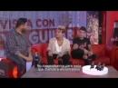 Intervista Benji Fede fatta in Spagna