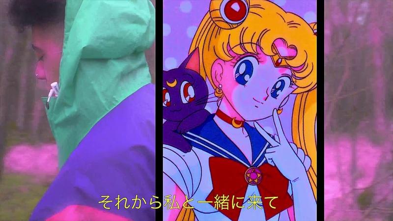 CHAZZ LUCK Sailor Moon Official Video