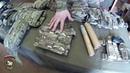 Состав необходимого военного снаряжения по эшелонам. Lines of military equipment.