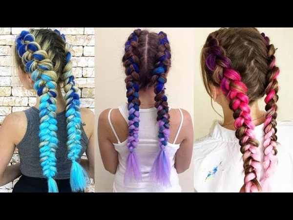 10 Dutch/French Braid Hairstyles You Will Love ❀ Hair Tutorial For Beginners