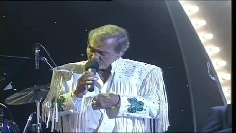 Pat Boone — I Almost Lost My Mind = The Top 20 Hits Of Pat Boone - Live From The INEC Killarney, Ireland