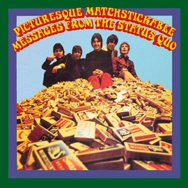 Status Quo альбом Picturesque Matchstickable Messages from the Status Quo