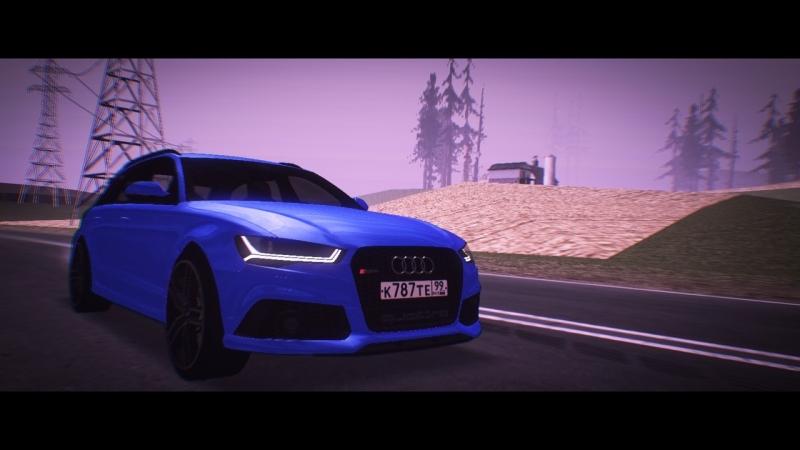Новая машина - Audi RS6 C7