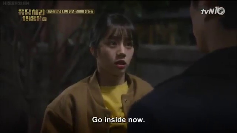 Reply 1988 Ep 20 Jealous Taek ENG