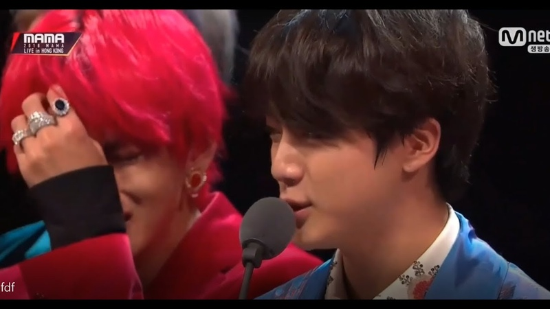 [ENG] BTS STARTED TO CRYING AFTER J-HOPE'S WORDS - MAMA 2018 | xSkally MSP