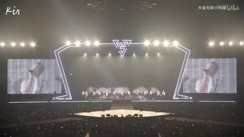 181028 WOWOW - SEVENTEEN CONCERT IDEAL CUT IN JAPAN