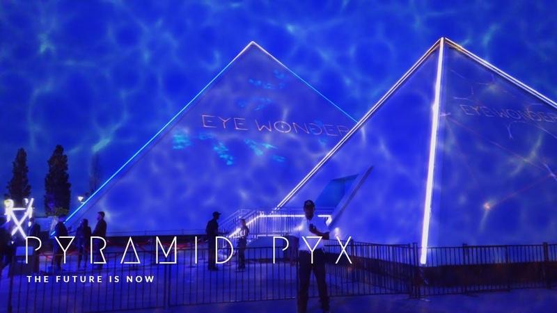 4KHDR THE PYRAMID PYX Short Film DJI OSMO POCKET