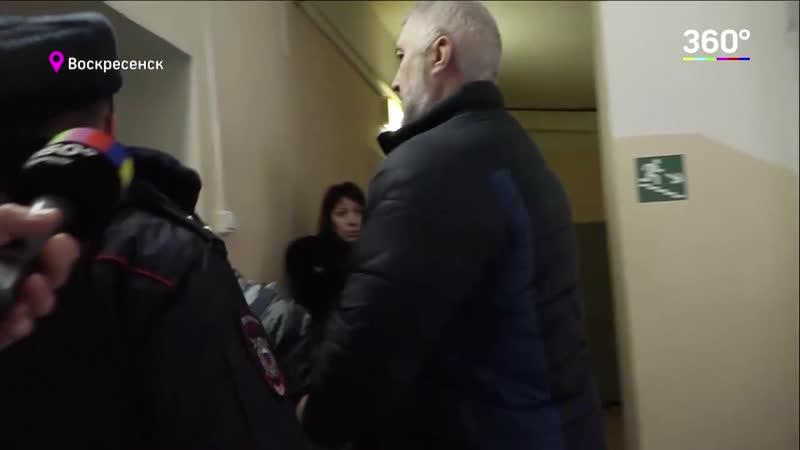 Суд арестовал подозреваемого в убийстве подмосковного борца с коррупцией
