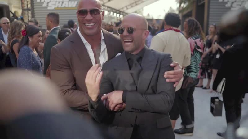 Fast Furious Presents Hobbs Shaw World Premiere in Los Angeles