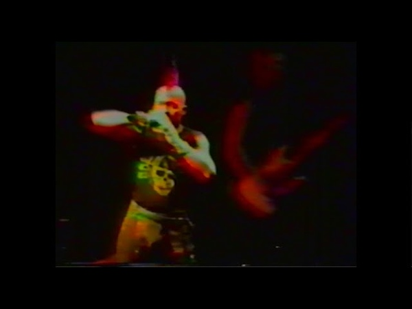 The Exploited - Live In New York 1985