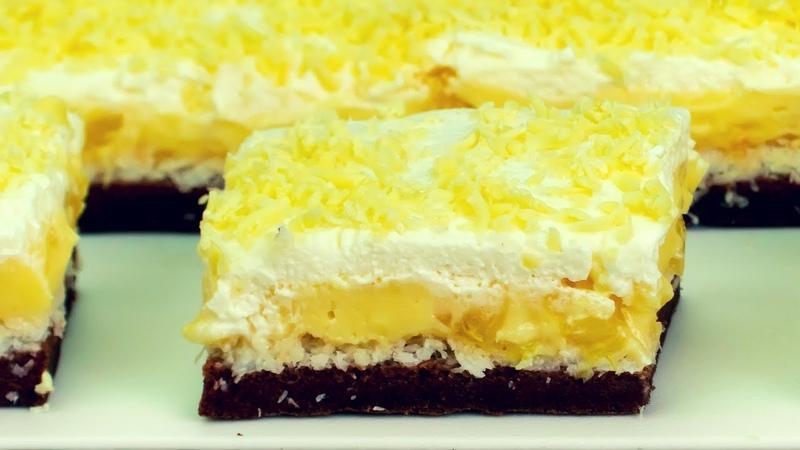 Только попробовав это пирожное, можно понять почему оно такое популярное!   Appetitno.TV