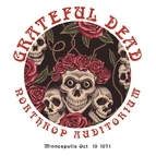Grateful Dead альбом Northrop Auditorium, Minneapolis, Oct. 19 1971