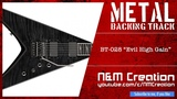 Fast Melodic Death Metal Backing Track in Dm (Drop D) BT-028
