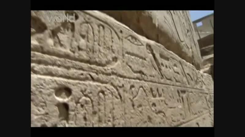 Десять величайших Египетских загадок-6