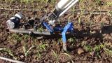 Valley Oak Tool Electric Wheel Hoe Field Test