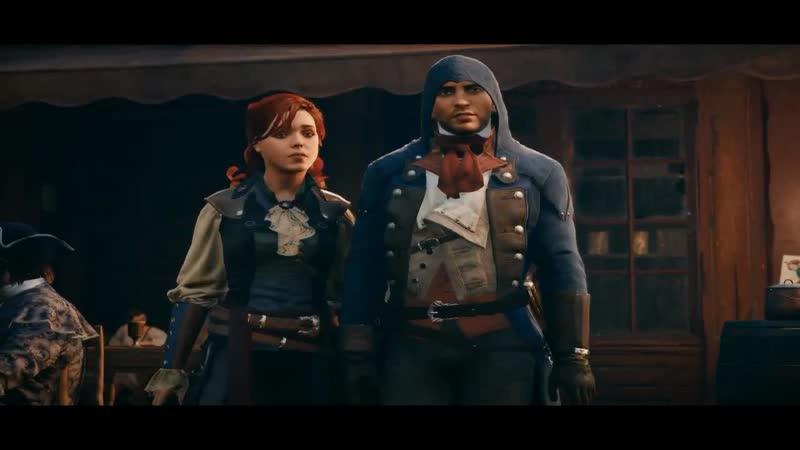 Ассассинс Крид Единство_Assassin's Creed Unity,фильм (2014).