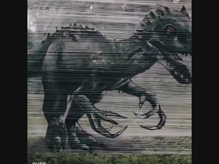 Рисунки животных на плёнке - очень красивая работа. как оцените? - vk.com/bg.remont