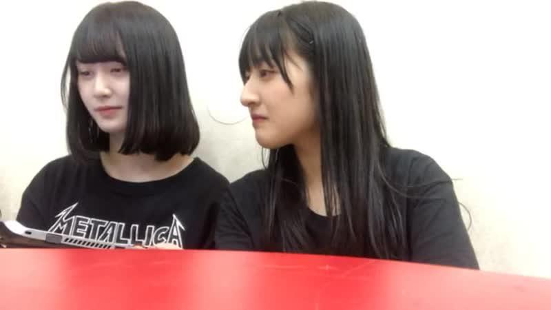 180925 NMB48 Team M Draft KKS Yamasaki Amiru SHOWROOM