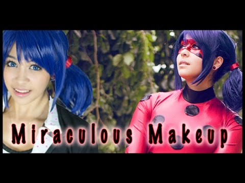 How to look like Ladybug/Marientte! [Makeup Tutorial]