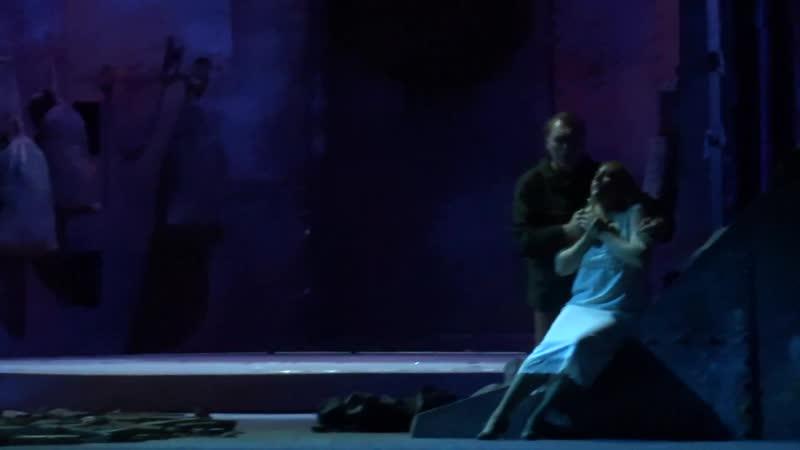 Saioa Hernandez - Il Trovatore (Verdi) Finale - DEBUT