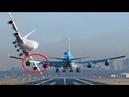 DIJAMIN BIKIN TRAUMA NAIK PESAWAT.!! 10 Pendaratan Paling Mengerikan di Dunia