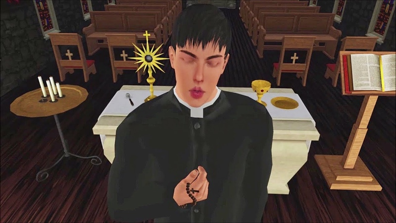 MV 몬스타엑스 MONSTA X Shoot Out Sims3 Ver 심즈 셔누